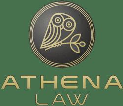 Athena Law Timeshare Lawyers Logo
