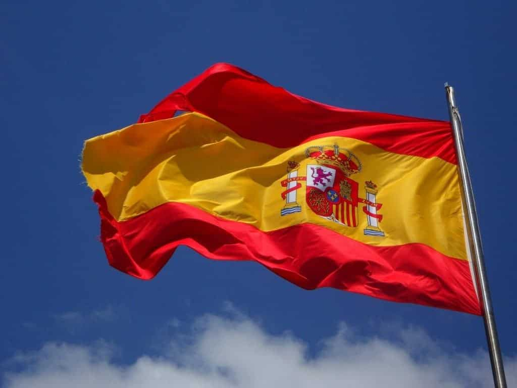 Spanish flag timeshare news